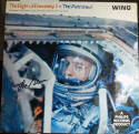 John Glenn signed record album