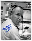 Gerry Griffin Flight Director autograph
