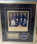 NASA Group 2 Astronauts signed