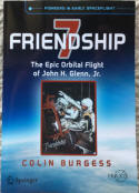Friendship 7 by Colin Burgess