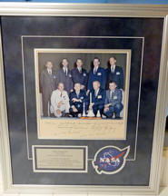 NASA Group 2 Astronauts - Hand Signed