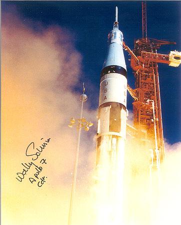 where did apollo 7 launch - photo #1